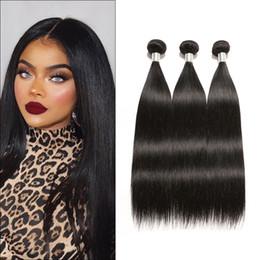 Ruiyu brasileño peruano indio indio armadura del pelo recto paquetes 100% tramas de cabello humano 4 unids / lote cuerpo onda remy extensiones de cabello desde fabricantes