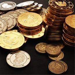 Gringotts Bank Coin Nuovo design Fans Collection Coin Gold Gringotts Bank Coins Gift Fashion Drop Shipping da