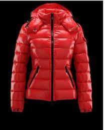 dünne daunenjacke frauen grün Rabatt 2019 Winter Daunenjacke Frauen Hoodies Maya Warme Mantel Anorak Jacken Damen Luxus Outwear Markendesigner