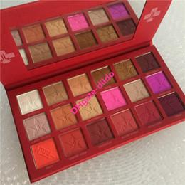 2019 дешевые шоколадные конфеты Новое Поступление 18 Цветов Марка Палитра Теней Матовый Shimmer Nude Color Тени для век Косметика Высокого Качества