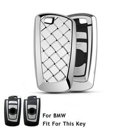 2019 série chave esperta do bmw TPU Smart Car caso chave para BMW 520 525 f30 f10 F18 118i 320i 1 3 4 5 6 7 Series E36 desconto série chave esperta do bmw