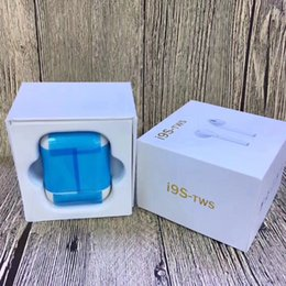 TWS I9S Écouteur Portable Bluetooth Casque Invisible Earbud Invisible pour IP X 8 7 Plus Pour Xiaomi Mobile Android Téléphones ? partir de fabricateur