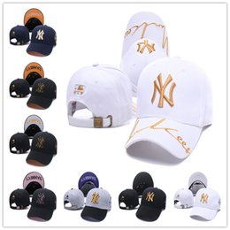 Mlb de beisebol on-line-MLB new york yankees snapback chapéu de basebol ny la homens mulheres esporte designer de futebol óssea gorras sol casquette chapéu