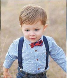 più bretelle colorate Sconti vendita calda baby boy ragazza cinghia cinturino fashion design cintura multi colore scegliere simpatico bambino bretella