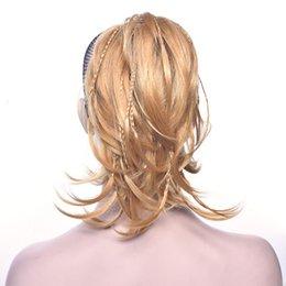 Rabatt Clip Haarteile Kurze Haare 2019 Clip Haarteile Kurze Haare