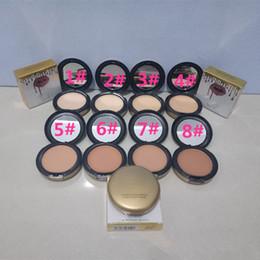 Профессиональные студии онлайн-8 цветов Пудра для лица Pro Makeup Studio Fix Пудра Плюс Фундамент Пресс для макияжа Пудра для лица