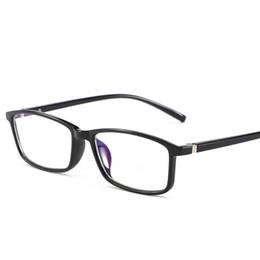 08e82ed8412 Oulylan Computer Glasses Spectacles Frame Men Eyeglasses Frames Women Anti  Blue Light Gaming Eyewear