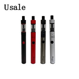 batterie di kangertech evod Sconti Kangertech TOP EVOD Kit Built-in 650mAh Batteria 1.7ml Toptank Kanger TopEvod Kit Vape Pen Semplice One Button Design 100% Originale