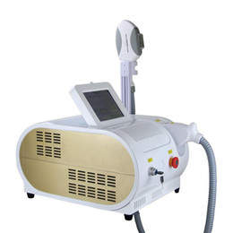 hair machine salon Promo Codes - High Quality!!! OPT SHR IPL laser salon equipment skin care RF hair removal beauty machine Elight Skin Rejuvenation CE DHL Shipping