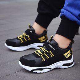 2019 mädchen sneakers socken Kinder Sneakers Laufen Jungen Mädchen Schuhe Aus Echtem Leder Infant Chlidren Wearable Speed Sock Trainer rabatt mädchen sneakers socken