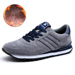 3063c8c60 casual shoes hombres jóvenes Rebajas Otoño Invierno para hombre Calzado  casual Zapato de piel de gamuza