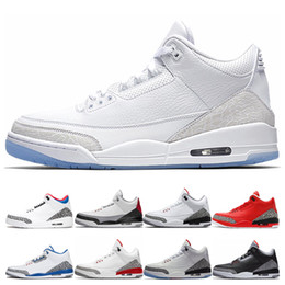 shoes korea sneaker Promo Codes - Mens Pure White Basketball Shoes top Tinker QS Katrina JTH Korea Grateful city of flight Cyber monday Sneakers men Sports Shoes 40-47