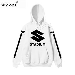 Wholesale Custom Black Sweatshirt Yellow Buy Cheap Stripe rxBdeWoC