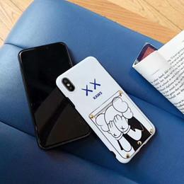 2020 una parte posteriore della tasca One Piece cassa del telefono di lusso per l'iPhone 6S 7 8P XS 11 casi di bambola telefono Designer 11PROMAX moda cover posteriore con della carta della tasca una parte posteriore della tasca economici
