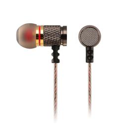 Auricolari mega basso online-KZ-EDR1 3.5mm Cuffie auricolari per cuffie auricolari Mega Bass