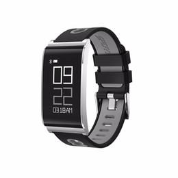 наручные часы спортивные часы Скидка Bluetooth Смарт Шагомер Браслет Спортивные Наручные Часы Счетчик Калорий Мониторинг Сна Смарт-Группа Шагомеры Для Здоровья Бег