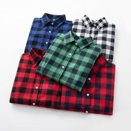 7226f448a807 Distribuidores de descuento Camisa Roja De Franela A Cuadros 3xl ...