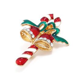 Broche de chifre on-line-Acessórios de casamento jóias criativa Elk Broche de Ouro Antlers Christmas Gift Pin Small Accessories Acessórios Presentes de casamento