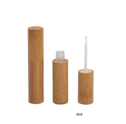 100 pcs 4 ml À La Main en bambou eyeliner tube cosmétiques bricolage Emballage en bambou naturel bouteille vide bouteilles rechargeables SN1684 ? partir de fabricateur