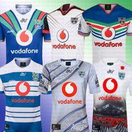 2019 camisetas de guerreros Jersey de rugby conmemorativo de 2019 Australia WARRIOR Home Jersey Liga nacional de rugby Camisetas de rugby indígena Jersey de Australia Jersey