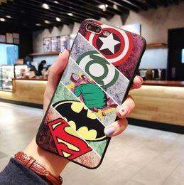 Высокое качество дешевые сотовые телефоны онлайн-Аниме супергерои чехол для мобильного телефона для iphone XS max XR X 6 7 8 плюс ТПУ мягкий чехол для мобильного телефона тонкий ультра тонкий тонкий дешевый чехол