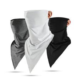 спортивные перчатки девушки Скидка Летний Ice Шелковый слинг Sun-Protection Mask мужчины и женщины верхом Магия шарф ветроустойчивых Многофункциональный Воротник Спорта на открытом воздухе