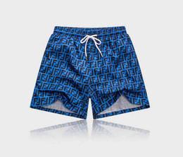 2019 d camisa gris hombre Venta caliente Diseñador de lujo Moda para hombre Pantalones de playa Traje de baño Surf Nylon Hombre Pantalones cortos chándal jogger Pantalones Ropa de baño Boardshorts al por mayor