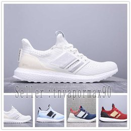 cfe0400f37f04 cloud shoes 2019 - Cloud White Black Ultra boost 2019 Ultraboost mens  Running shoes Refract Clear