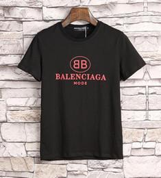 Chemises de dessin animé en Ligne-Nouveaux personnages de bande dessinée haut de gamme haut de gamme rétractable eau respirant collier hommes à manches courtes T-shirt.099