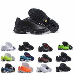official photos 3f09a 4e637 promotions nouveau produit 2019 Classic TN chaussures de sport hommes  femmes noir blanc rouge d promotion d rose nouvelles chaussures