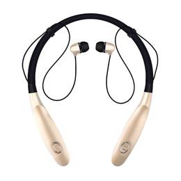 Argentina HBS 900 HBS-900 Auriculares deportivos con banda para el cuello inalámbricos Auriculares estéreo Bluetooth Auriculares para LG HBS-900 iPhone X 8 Samsung S8 Suministro