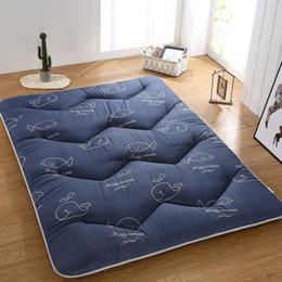 Colchão Tatami Mat Colchão Dobrável para Quarto Dormindo no Tapete Tapetes Dobráveis Sem Travesseiros Cusion Preço de Atacado de