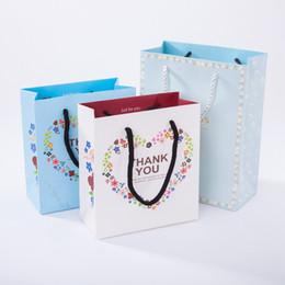 Упаковка для ювелирных изделий онлайн-Оптовые оптовые ювелирные подарочные пакеты для коробки СПАСИБО ПРИНЦЕССА Крафт-бумага Ювелирные сумки Упаковка дисплея