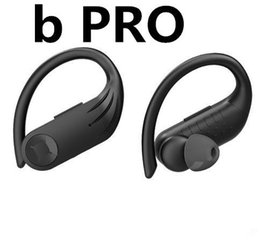 mini fones de ouvido bluetooth para mp3 Desconto A ++++ chip de venda W1 janelas pop-up Pro Wireless Display Bluetooth Headphones Com Carregador Power Box transporte TWS sem fio Headsets DHL grátis