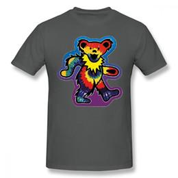 d7b6587e pink shirt purple tie Coupons - Tie Dye Dancing Bear 3D Custom T Shirt Men T