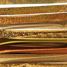 1 Pack Leopard Print&Holographic Starry Transparent AB Color Foil Silver Gold Diamond Nail Art Transfer Sticker Manicure Decors cheap silver leopard print от Поставщики печать серебряного леопарда