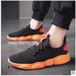 69caa0655841 2019 spring new men s shoes mesh comfortable and stylish breathable Korean  student shoes for men free shipping korean men shoes free shipping outlet