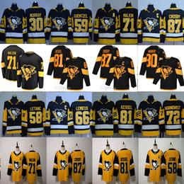 2019 Stadium Series MEN Pittsburgh Penguins Sidney Crosby Evgeni Malkin  KRISTOPHER LETANG Mario Lemieux Jake Guentzel Phil Kessel Jerseys 04209c601