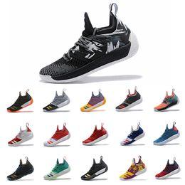ff574d046089 New Arrival James Harden 2 Vol.2 Basketball Shoes Mens MVP Training  Designer Sneakers Outdoor Sport Jogging Walking Running Shoes Size 40-46