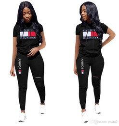 kadın t-shirt tozluk kısa kollu gömlek pantolon 2 parçalı set kıyafetler kazak tayt eşofman jogging yapan takım 096 spor giyim eşofman nereden toptan dantelli aplikler tedarikçiler