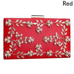 b79288e153 Mode dames embrayages nouvelles femmes sac de fleur sacs de fête sacs de  mariée perlée d'embrayage sacs à main sac à main de mariage pas cher
