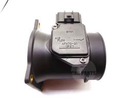 Sensore del flusso di aria di massa online-Il sensore MAF del misuratore di portata d'aria di serie OEM si adatta a Mazda MPV 3.0L AFH70-21 GY01-13-215