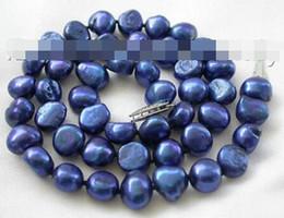 b3ddd455fbe Promotion Collier De Perles De Culture D eau Douce Baroque
