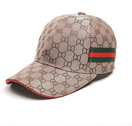 2019 Wholesale Fashion Designer Hats Women Snapback Baseball Caps Men Brand Embroidery Casquette Sun Hats Factory Direct Sale da perline di fiocco di perline fornitori