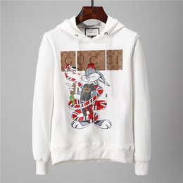 1ab5ba30a11f 18FW Split Box Logo Displaced Hoodies Sweatshirt Casual Street Solid Hooded Pullover  Sweater Autumn Winter Couple Hoodies M-3XL discount box logo hoodie