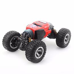 RC Car Driving Rock Crawlers Cars Modelo de Control Remoto Vehículo Todo Terreno Juguete Doble Motores Drive Bigfoot coche Regalos para Niños Niños desde fabricantes