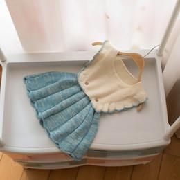 robes de bébé tricotées Promotion Nouveau Enfant Filles En Tricot Gilet Robe Robe Gilets Mignon de haute qualité Vêtements Chandail Pour fille Enfants Automne 1 2 3 Ans Infant Tricots