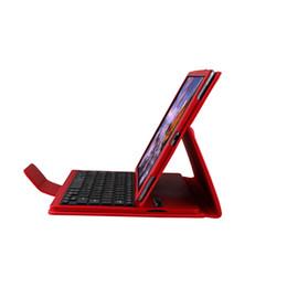 Envío libre de DHL Funda de cuero Teclado para 12.9 '' iPad pro bluetooth inalámbrico teclado cajas mayoristas Smart ipad cubierta teclado proveedor desde fabricantes