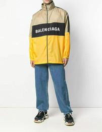 2019 harajuku handy Mode Herren Jacken Mantel Frauen Herbst Designer Kapuzenjacke mit Buchstaben Windbreaker Zipper Hoodies für Männer Sportwear Clothes7