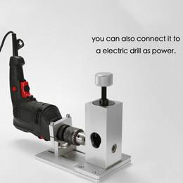 Scrap Wire Stripping Machine Câble De Cuivre Décapant Le Métal Recycler Outil De Décapage Avec Porte-Foret Électrique ? partir de fabricateur